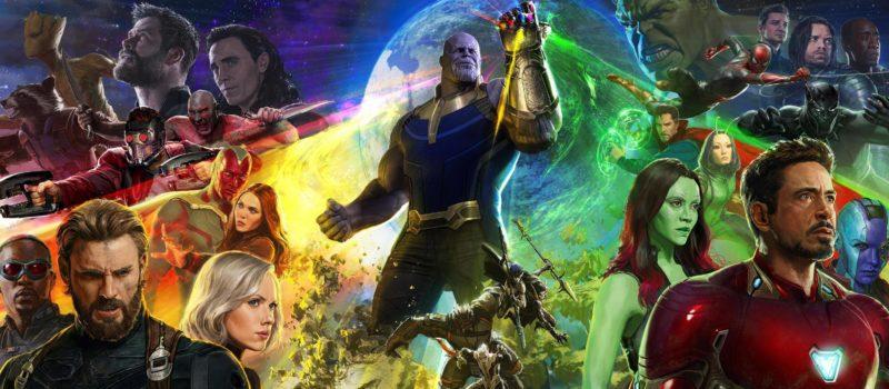 Marvel's Avengers: Infinity War Trailer