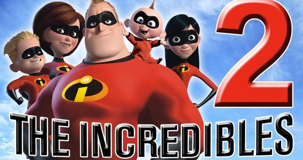 Disney Incredibles 2