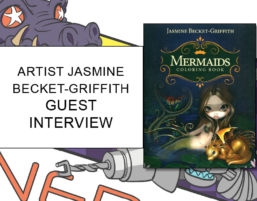 Artist Jasmine Becket-Griffith Q&A