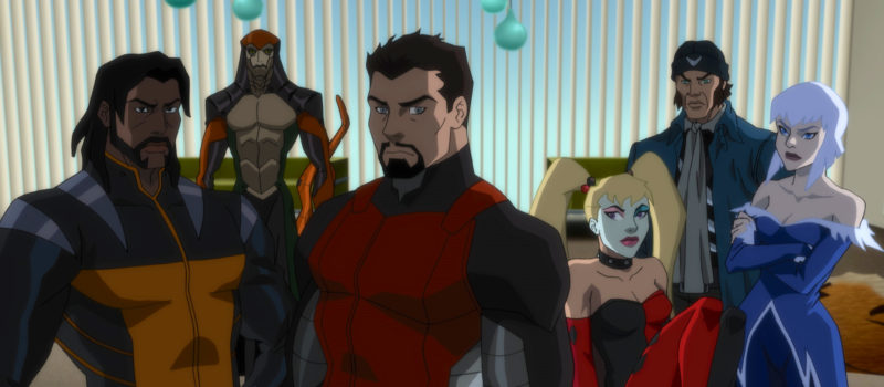 Suicide Squad: Hell to Pay Clip